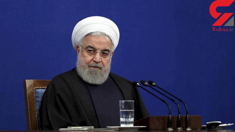 روحانی: کرونا را شکست خواهیم داد/ اکیداً از مسافرت و ترددهای غیرضرور، خودداری نمایید