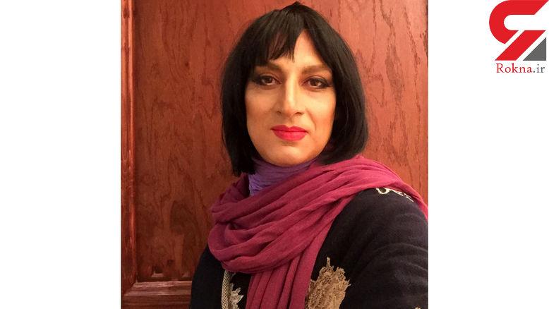 ارژنگ امیرفضلی کشف حجاب کرد! +عکس