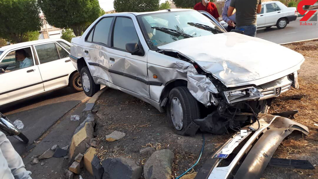 تغییر مسیرهای ناگهانی عامل 10 درصد از تصادفات تهران است