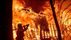 ناتوانی دولت آمریکا در مهار حریق/ آتش سوزی کالیفرنیا همچنان قربانی می گیرد