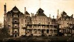 راز اتاق های ترسناک هتل کریسنت! + عکس