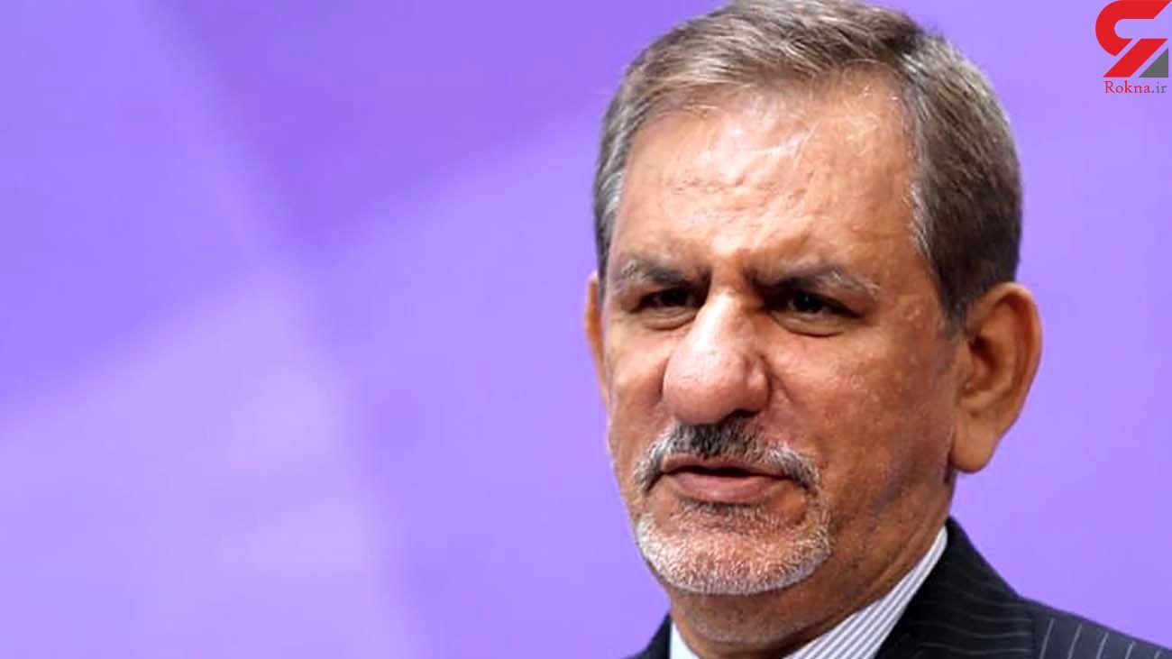 جهانگیری: اسرائیل در حدی نیست که ایران را تهدید کند