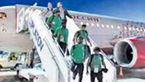 کبوتری که هواپیما فوتبالیست های سعودی را آتش زد + عکس