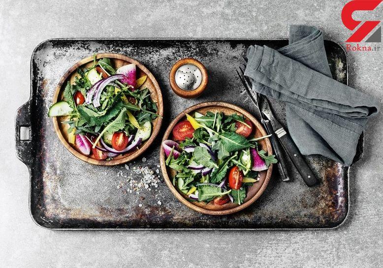 سلامت بدن با 7 سبزی بهاری