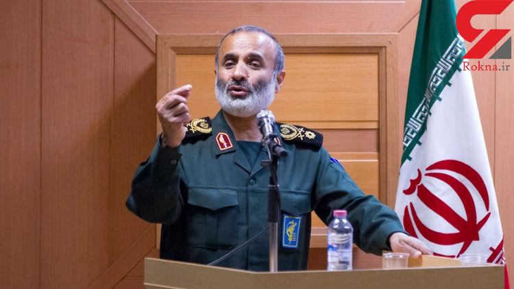ماجرای دستگیری سردار ربیعی به جرم جاسوسی!+ عکس
