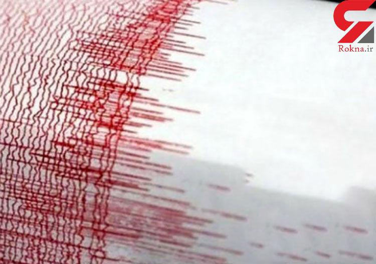 زلزله 3/1 ریشتری در شهر «گیوی»