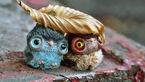 حیوانات جنگل الهامی برای عروسک سازان خلاق +عکس