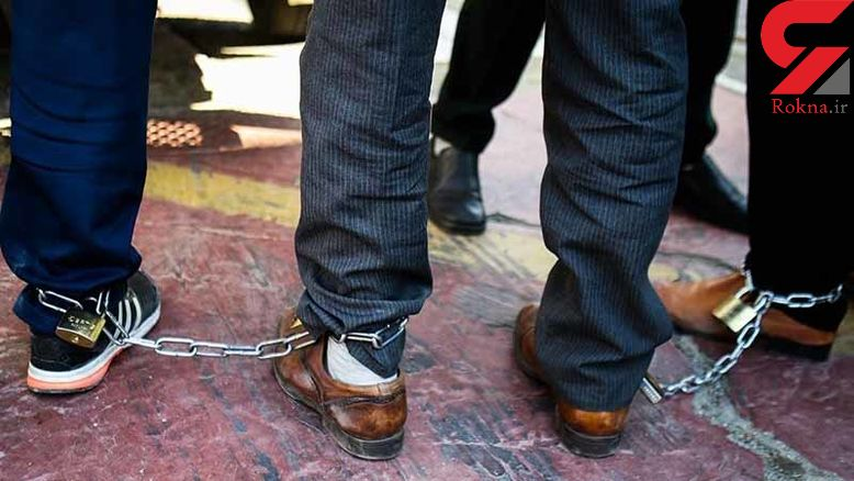 دستگیری 2 سارق حرفه ای در فومن
