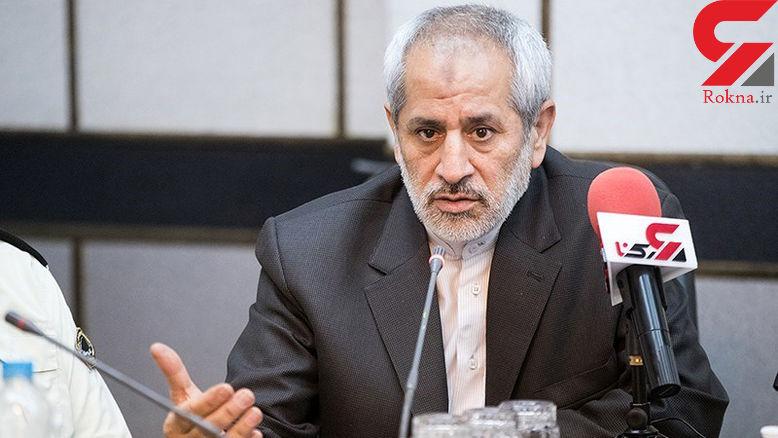 10 سال زندان برای قاضی حجت الله یازرلو / دادستان تهران اعلام کرد + فیلم