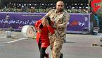 گفتوگو با سرباز قهرمان حادثه تروریستی اهواز  + فیلم و عکس
