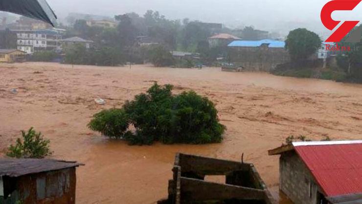 سیلابهای ویرانگر در شرق سودان قربانی گرفت
