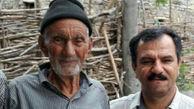پیرترین مرد جهان در همدان  زندگی می کند/ او 132 ساله است+عکس