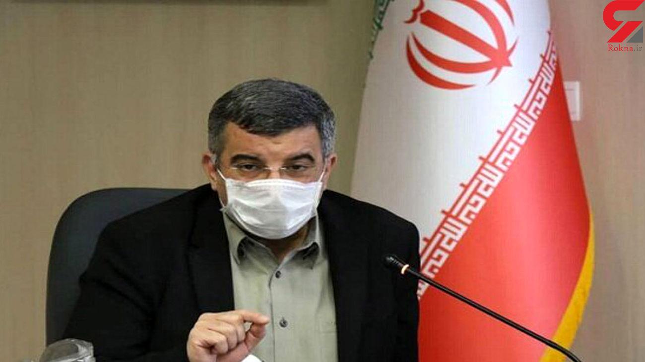 حریرچی : هزینه کرونا برای هر خانوار ایرانی؛ حداقل ۱/۶ میلیون تومان