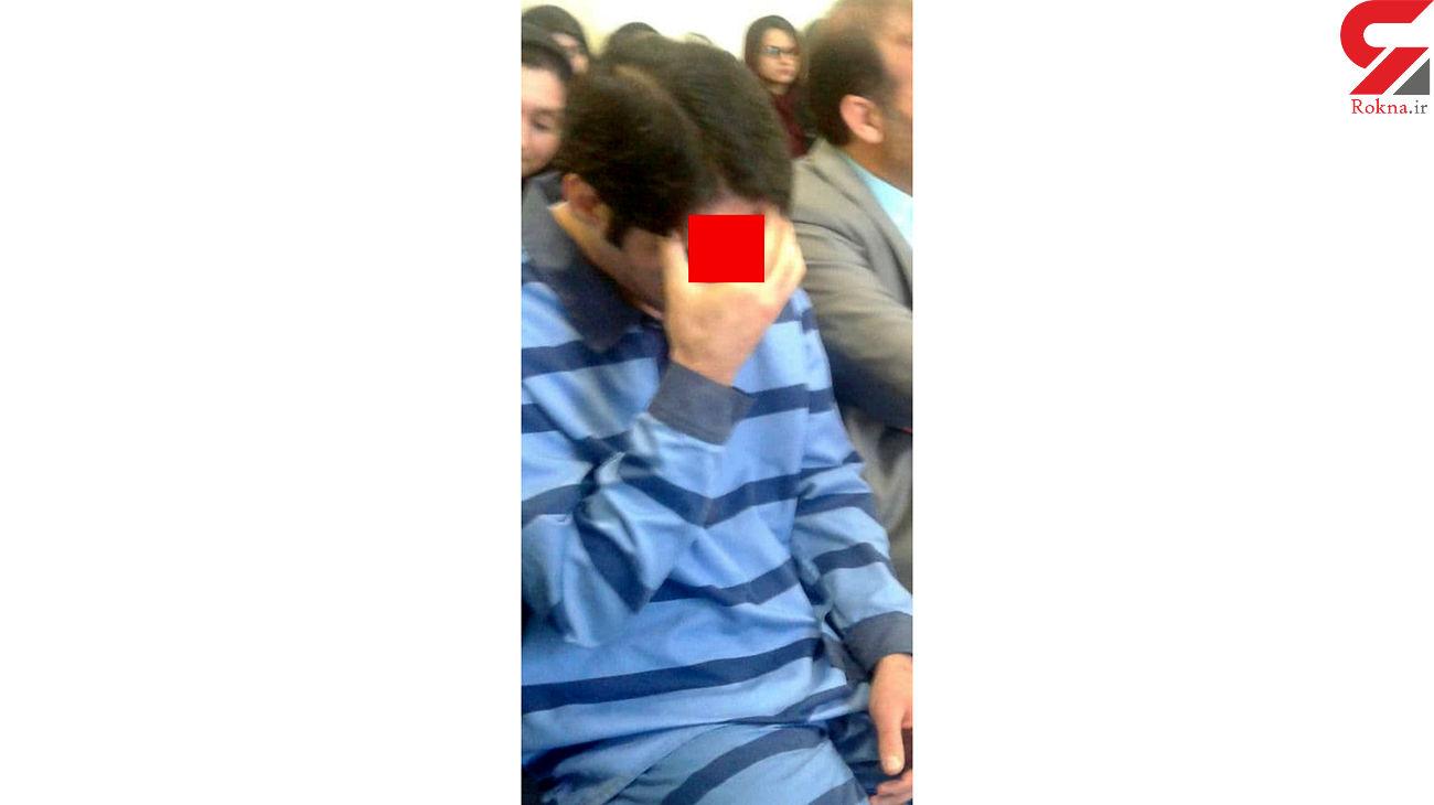 مرد غیرتی صاحبکار زنش را در میدان نوبنیاد تهران کشت + عکس