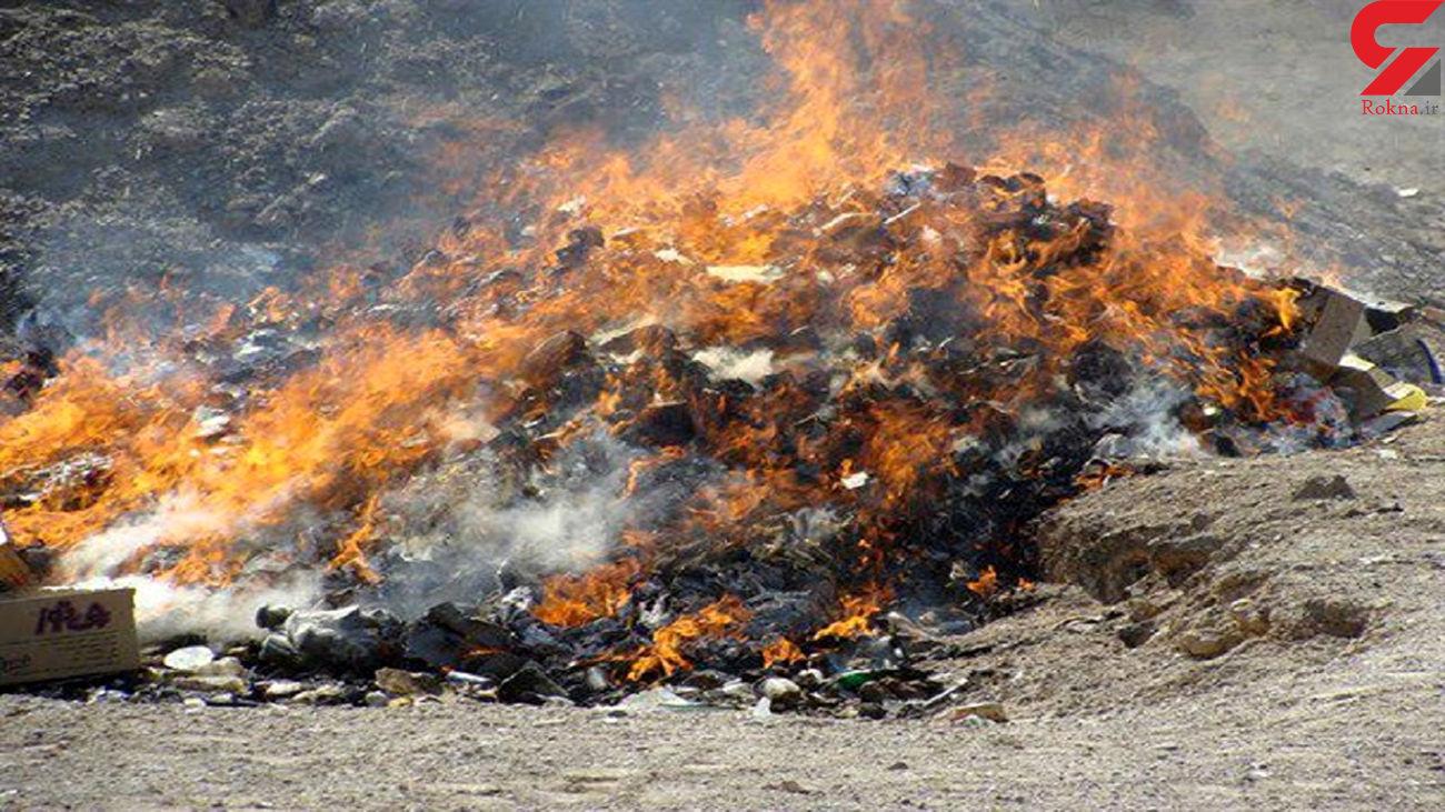 امحای 4 هزار و 900 کیلوگرم مواد غذایی فاسد در مراغه