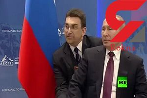 واکنش فوری پوتین به اشتباه مترجم خود
