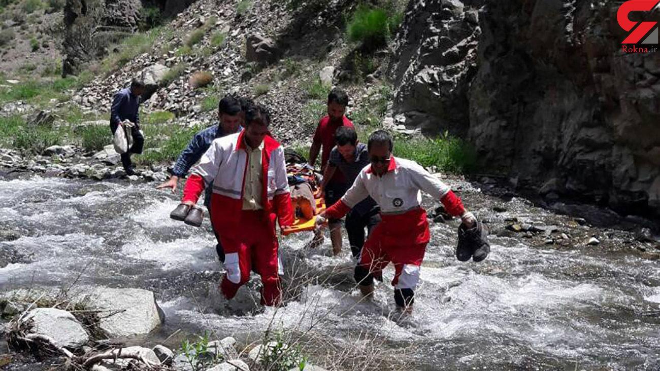 کشف جسد مرد 40 ساله تبریزی در سد قیصرص