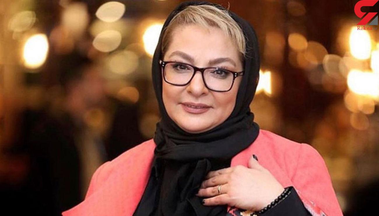 اولین سفر خانم بازیگر ایرانی بعد زدن واکسن کرونا