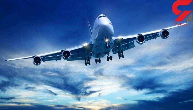 تاخیر در پرواز بندرعباس تهران