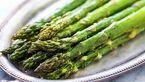 کاهش وزن با مارچوبه/غذایی کم کالری و سرشار از آب