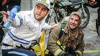 تماس آتش نشانان از داخل پلاسکو: ما زنده هستیم