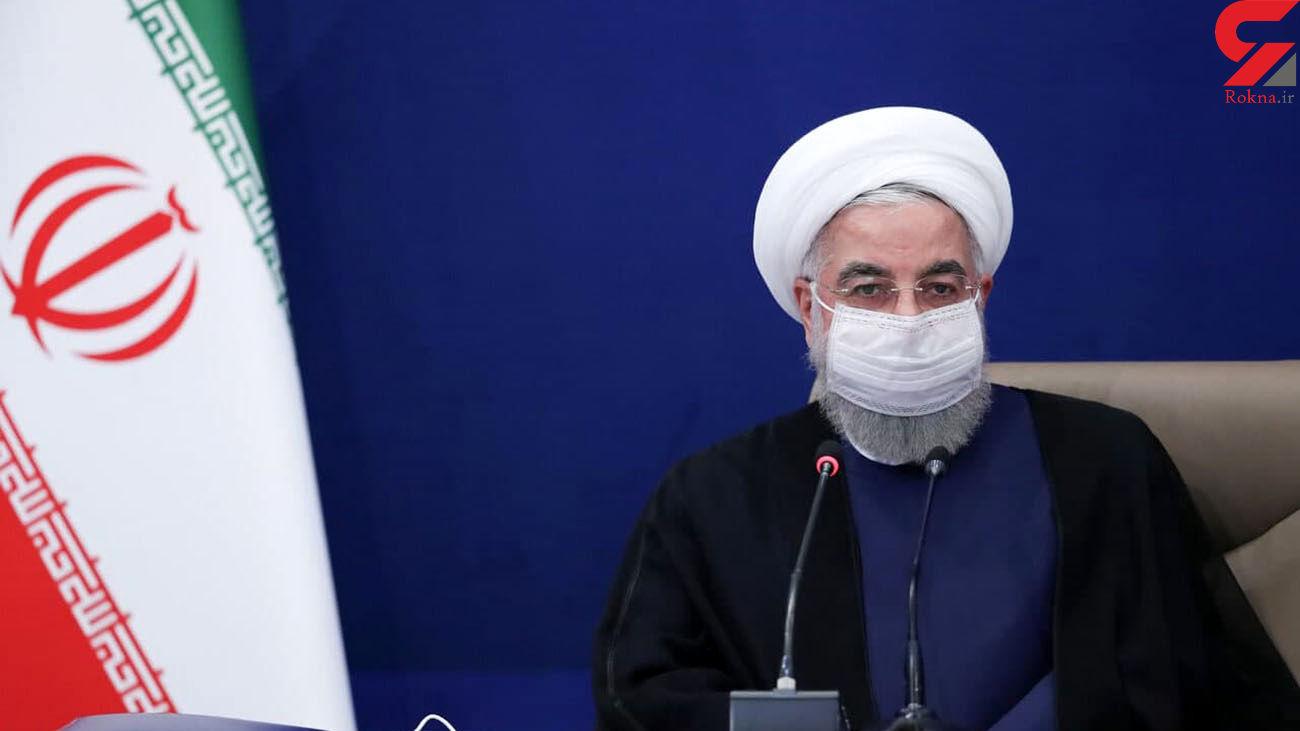 روحانی: یک روز شد کالای اساسی در بازار نایاب شود؟ / مسائل اصلی ما با آمریکا حل و فصل شده است