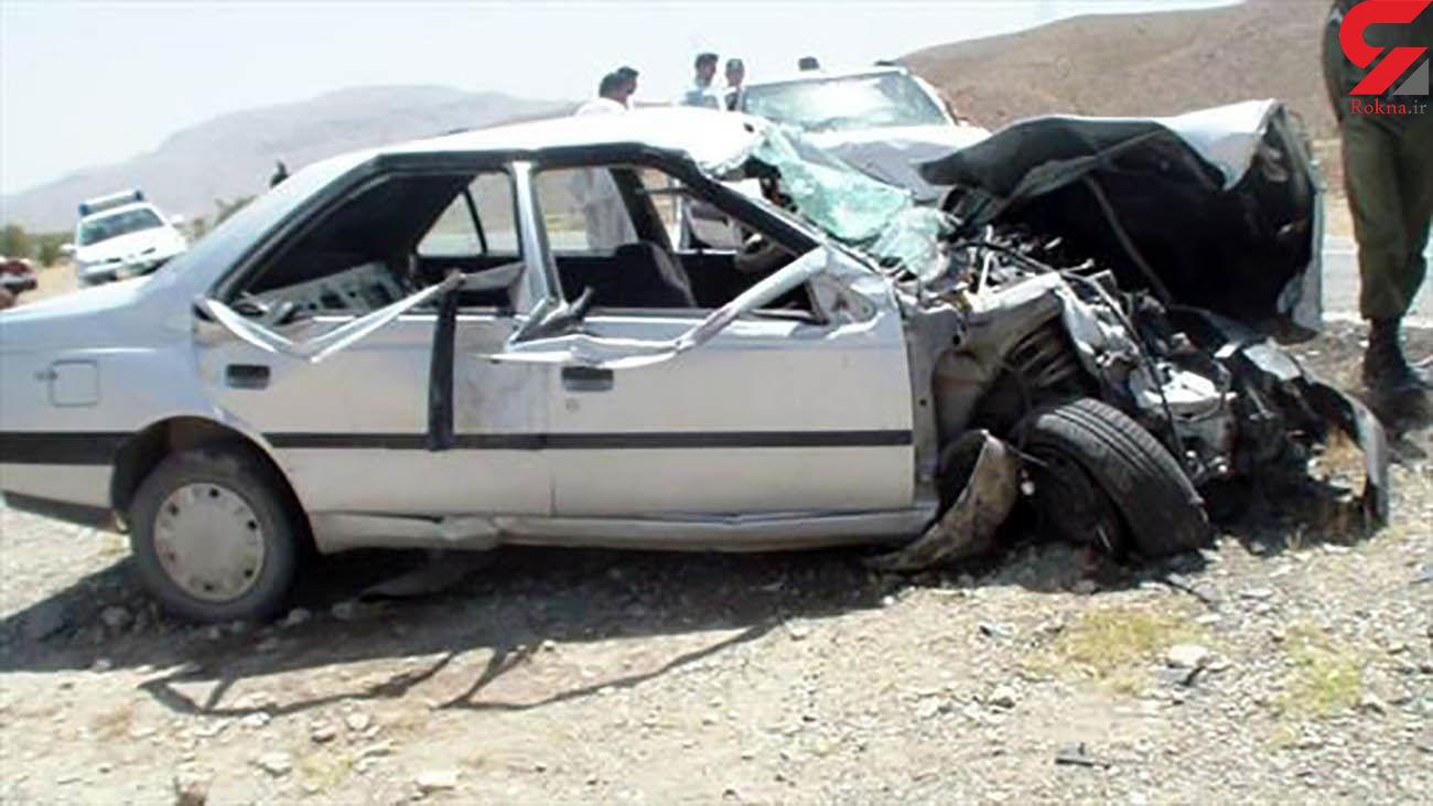 تصادف های خونین در محور یاسوج _ شیراز
