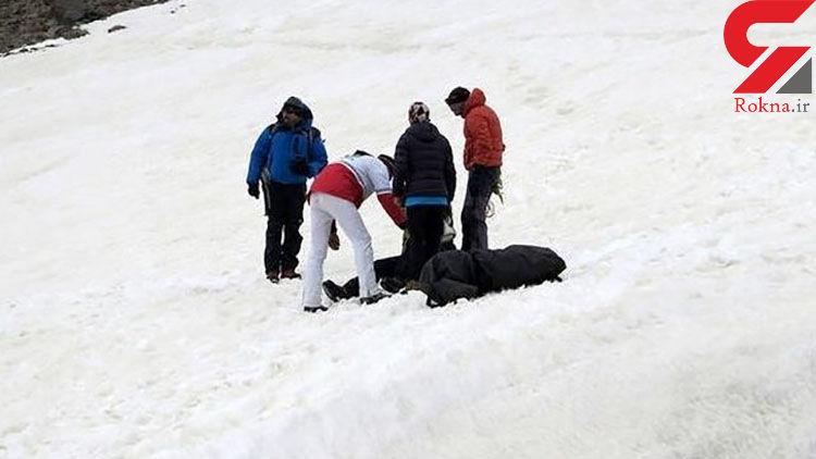 پیدا شدن جسد کوهنوردان بعد از 10 سال در کره جنوبی
