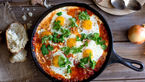 املت تونسی صبحانه ای متفاوت+دستور تهیه