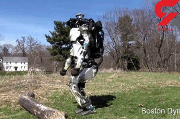 عملکردهای این ربات شبیه به انسان است