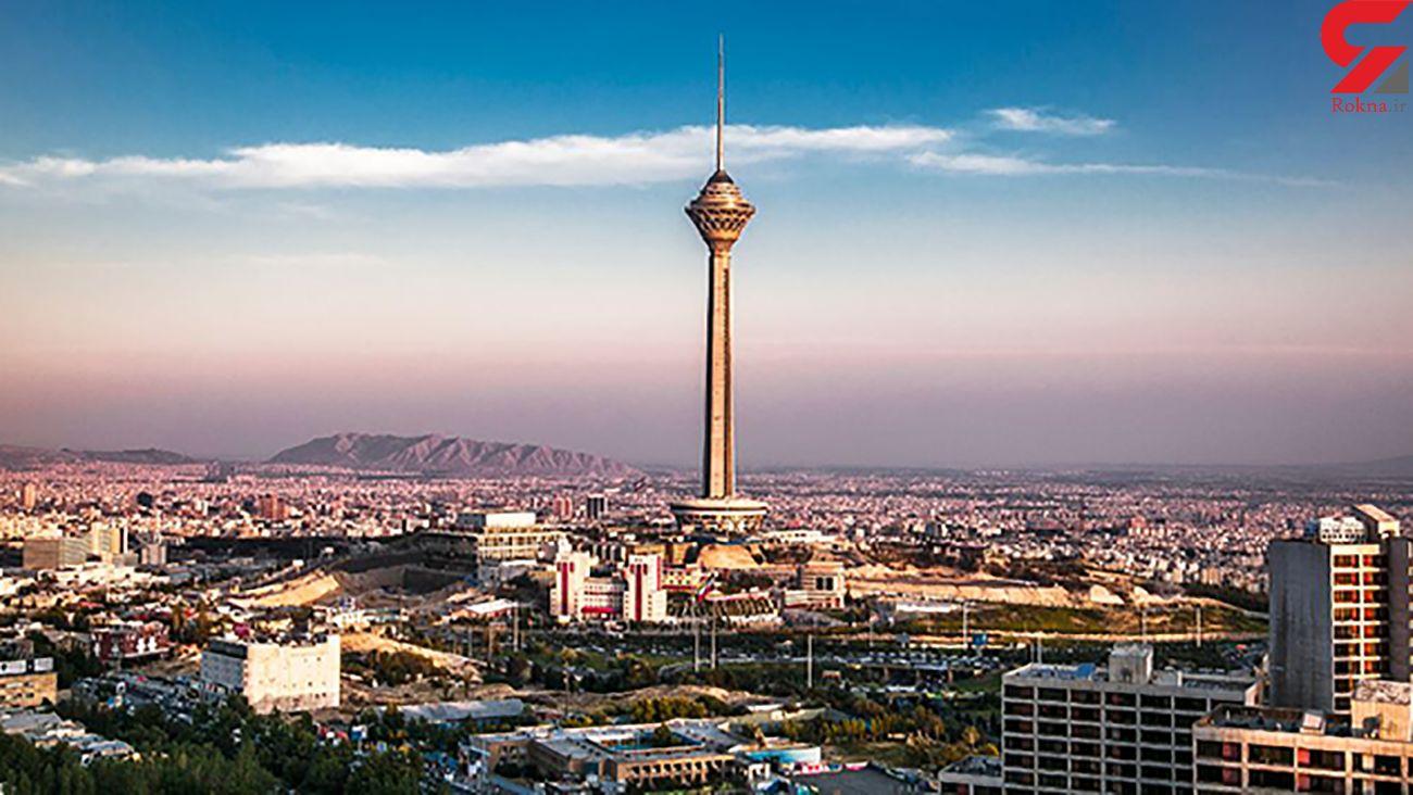 سفر و بازدید از جاذبه های گردشگری تهران