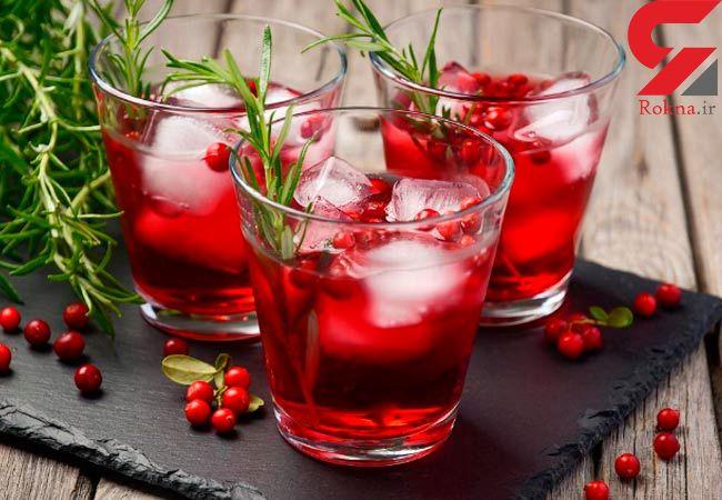 نوشیدنی رفع کننده مشکلات گوارشی
