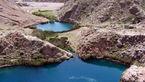 چشمه آب گرم دلفان نگین کوه های غرب ایران+عکس