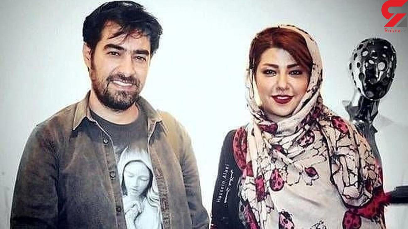 اولین عکس از همسر شهاب حسینی بعد از طلاق جنجالی