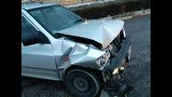 تصادف زنجیره ای خودروها مرگ تلخی را رقم زد / در گلستان رخ داد
