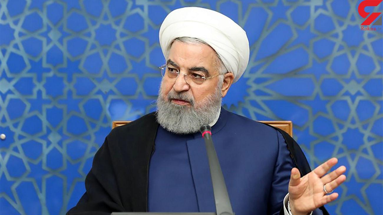 روحانی : آمریکا در شورای امنیت منزوی شد