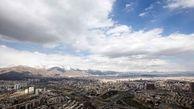 هوای تهران با شاخص 71 سالم است