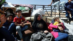 بازگشت بیش از 1300 آواره سوری از لبنان و اردن به کشور خود