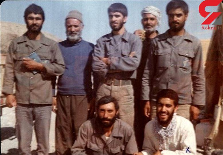 یک ایرانی توسط عراقی ها زنده زنده دفن شد+ تصاویر