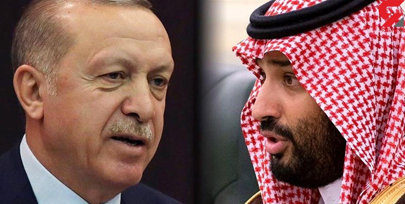 رسانه ترکیهای: عربستان علیه ترکیه ممنوعیتهای تجاری وضع کرده است