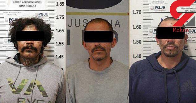 این 3 مرد خط خطی 3 پسر نوجوان را تسلیم بی حیایی خود کردند / مرگ های دردناک+ عکس ها بعد دستگیری