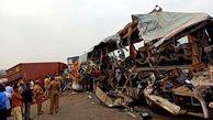۲۳ هندی در تصادف اتوبوس کشته شدند
