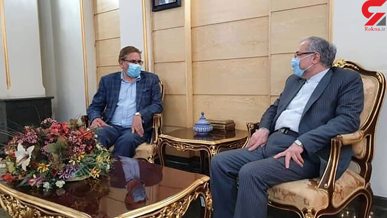 سفر نماینده ویژه نخست وزیر پاکستان در امور افغانستان به تهران