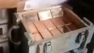 فیلمی عجیب از قاچاق 10 تن شمش مس از ایران به ترکیه + عکس