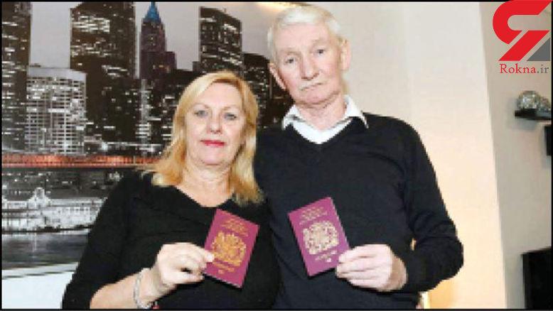 شناسایی پدربزرگ تروریست در فرودگاه +عکس
