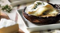 خوشمزه ترین دلمه قارچ را در خانه بپزید+دستور تهیه