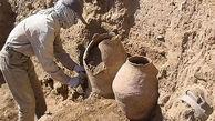 دستگیری حفاران غیرمجاز آثار تاریخی در هلیلان ایلام