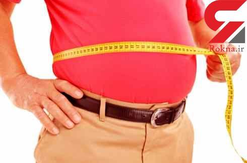 لاغری شکم با این عوامل ممکن نیست