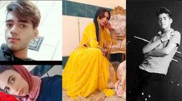 فیلم جشن و هلهله برمزار دختر و پسر عاشق پیشه / جزئیات خودکشی زهرا و احمدرضا در لردگان + فیلم جنازه ها و عکس ها