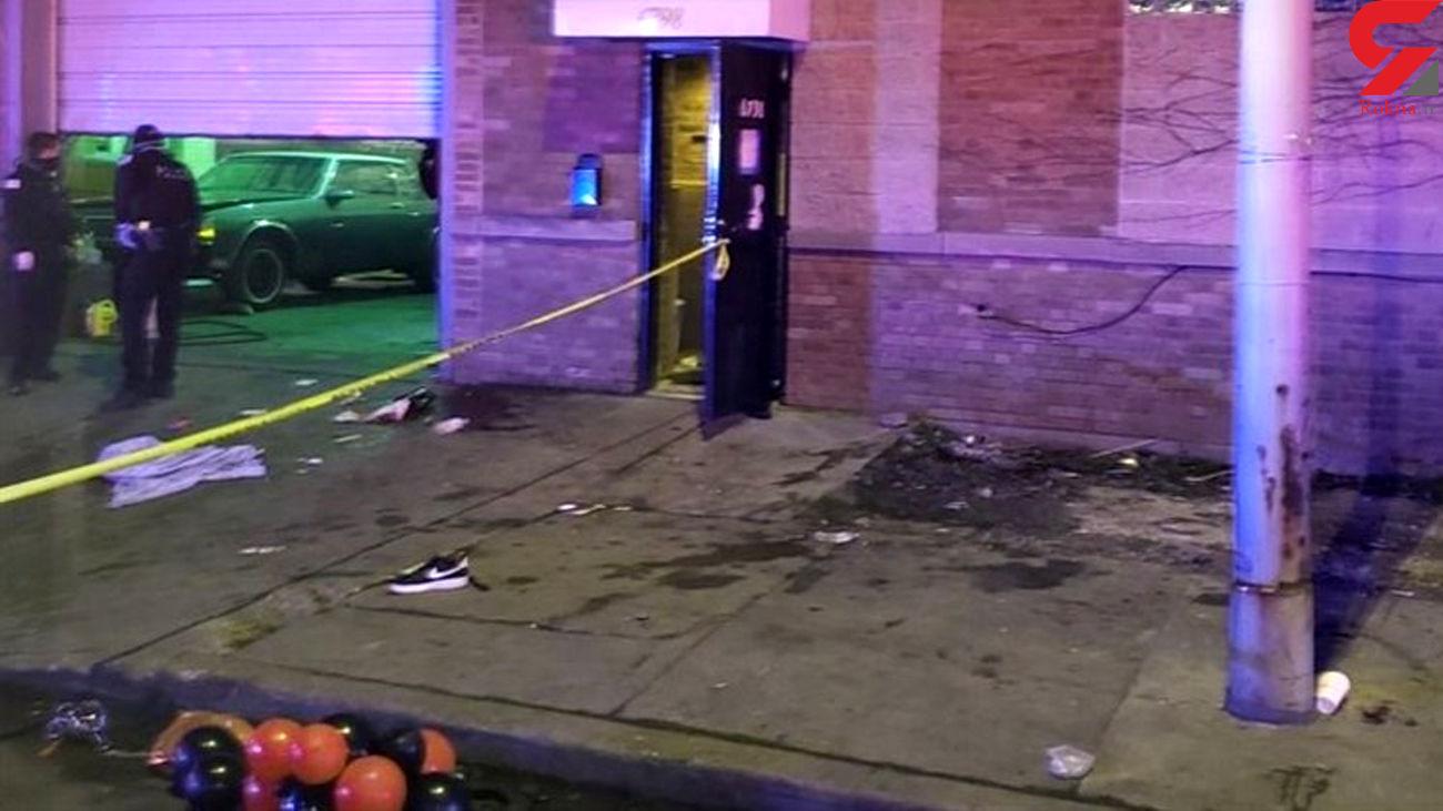 تیراندازی دیگری در شیکاگو ۲ کشته و ۱۰ زخمی بر جای گذاشت